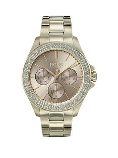 boss-1502443-premiere-carnation-gold-ip-stainless-steel-bracelet-ladies-watch