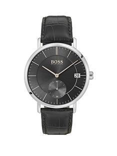 boss-corporal-blue-sunray-and-rose-gold-detail-leather-strap-mens-watch