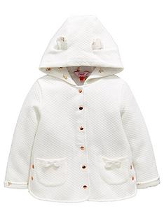 42533272357f2 Baker by Ted Baker Toddler Girls Hooded Quilted Jacket