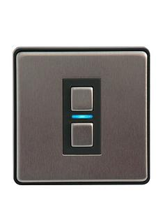 lightwave-smart-series-dimmer-1-gang-ndash-stainless-steel-works-with-apple-homekit-google-assistant-and-amazon-alexa