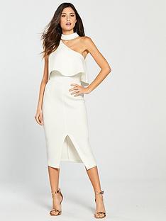 lavish-alice-scuba-high-neck-one-shoulder-midi-dress