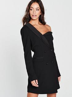 lavish-alice-off-the-shoulder-tuxedo-mini-dress-with-satin-lapel-black
