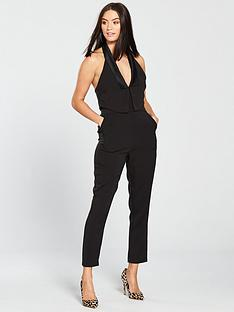 lavish-alice-lavish-alice-double-layer-tuxdeo-tailored-leg-jumpsuit-with-satin-lapel-in-black