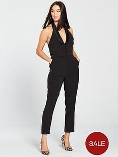 lavish-alice-lavish-alice-double-layer-tuxdeo-tailored-leg-jumpsuit-with-satin-lapel-in-black