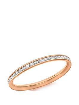 love-gold-9ct-rose-gold-cubic-zirconia-set-ring
