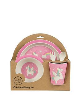 sass-belle-unicorn-childrens-dining-set