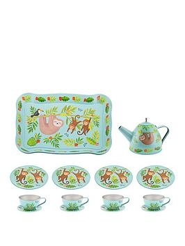sass-belle-sass-and-belle-sloth-tea-set-in-a-suitcase-gift