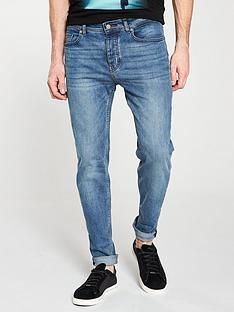 boss-tapered-fit-jeans-mid-wash