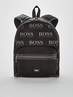 boss-by-hugo-boss-iconic-all-over-logo-rucksack-black