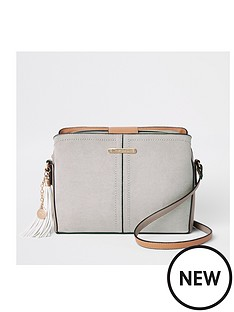 river-island-river-island-open-top-cross-body-bag-grey