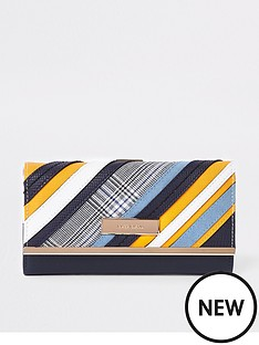 river-island-river-island-stripe-and-check-print-purse
