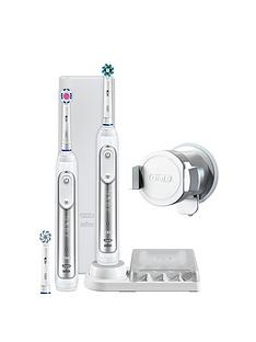 oral-b-oral-b-genius-8900-silver-electric-toothbrush-duo-pack