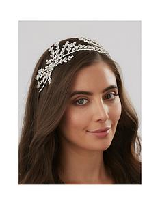jon-richard-alan-hannah-statement-navette-crystal-wave-tiara