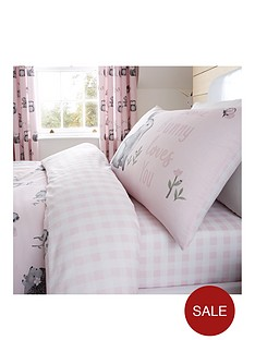 catherine-lansfield-woodland-friends-easy-care-fitted-sheet
