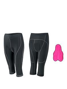 force-womens-34-length-shorts-blacknbsp