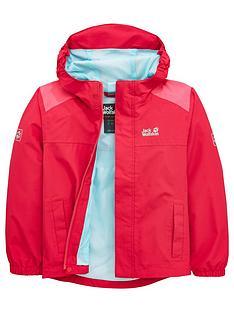 jack-wolfskin-girls-oak-creek-jacket-pink