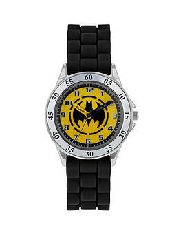 batman-batman-logo-yellow-time-teller-dial-black-silicone-strap-kids-watch