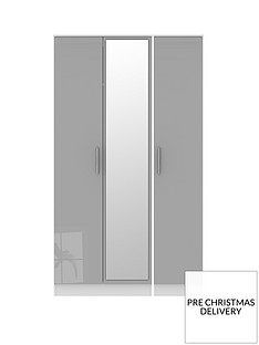 swift-montreal-3-door-gloss-tall-mirrored-wardrobe