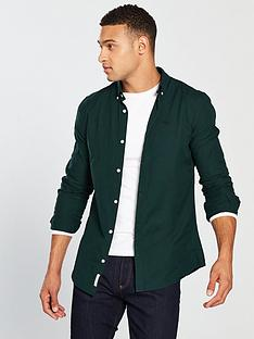 river-island-long-sleeved-green-grindle-oxford-sl