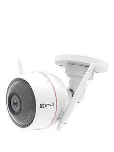 ezviz-720p-wi-fi-outdoor-smart-home-security-camera-with-siren-amp-strobe-light-works-with-alexa-amp-google-assistant