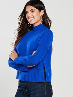 whistles-rib-direction-knit-blue