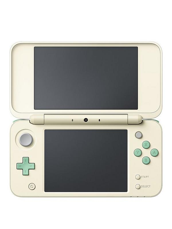 New Nintendo 2DS XL with Animal Crossing New Leaf: Welcome Amiibo