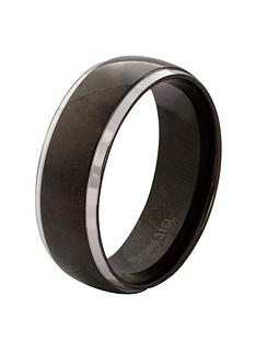 stainless-steel-amp-black-mens-ring
