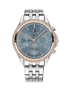 tommy-hilfiger-blue-and-rose-gold-detail-dial-stainless-steel-bracelet-ladiesnbspwatch