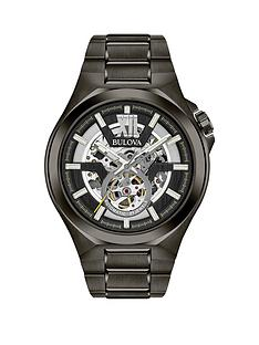 bulova-black-and-silver-detail-skeleton-dial-black-ip-stainless-steel-bracelet-mens-watch