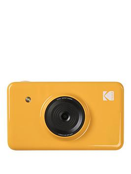 kodak-mini-shot-instant-camera-yellow-amp-50-pack-papers-amp-black-case