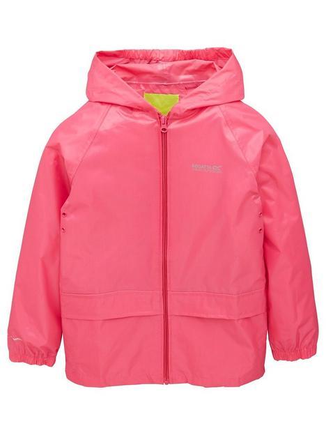 regatta-girls-stormbreak-jacket-pink