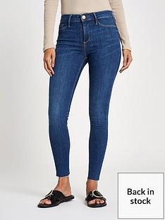 river-island-river-island-molly-regular-leg-jeans-blue