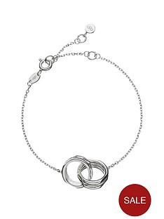 links-of-london-links-of-london-sterling-silver-interlocking-bracelet