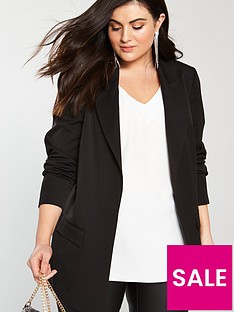v-by-very-curve-longline-blazer