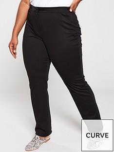 v-by-very-curve-pontenbspstraight-leg-trouser-black