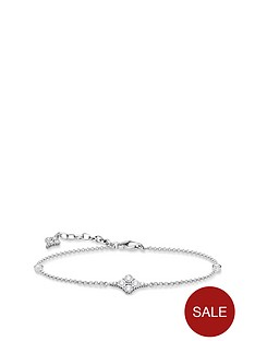 thomas-sabo-sterling-silver-cubic-zirconia-bracelet