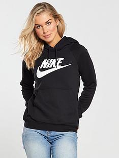 aa00c7788b1 Nike Sportswear Rally HBR Hoodie - Black