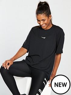 nike-training-short-sleeve-dry-top-blacknbsp