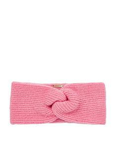 river-island-twist-headband-pink