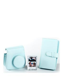 fujifilm-instax-fujifilm-instax-mini-9-accessory-kit-case-album-photo-frame-ice-blue