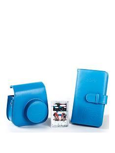 fujifilm-instax-instax-mini-9-accessory-kit-case-album-andnbspphoto-frame-cobalt-blue