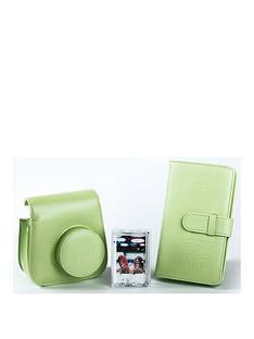 fujifilm-fujifilm-instax-mini-9-accessory-kit-case-album-photo-frame-lime-green