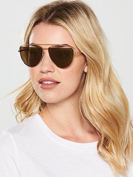 mcq-alexander-mcqueen-cut-out-aviator-sunglasses-gold