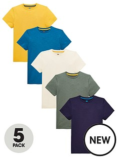 v-by-very-boys-5-pack-core-t-shirts-multi