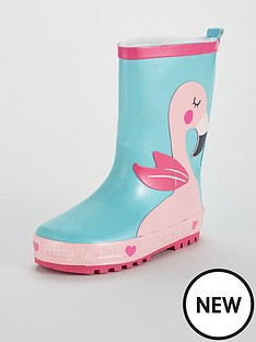 lelli-kelly-flamingo-pull-on-welly