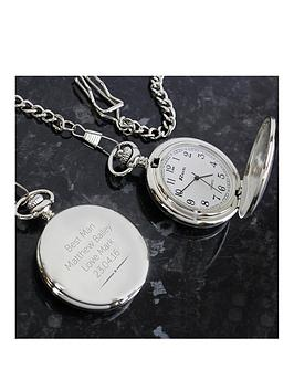 a01dc6f59 Personalised Pocket Watch | littlewoodsireland.ie