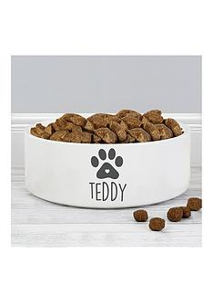 personalised-dog-bowl