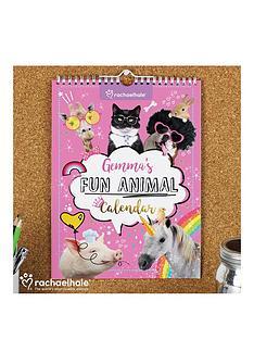 personalised-rachael-hale-fun-animals-calendar