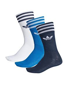 adidas-originals-solid-3-pack-socks