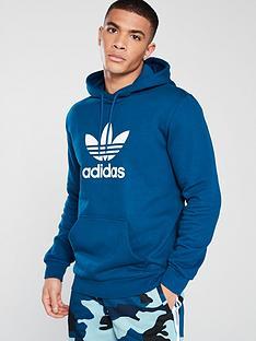 adidas-originals-trefoil-hoodienbsp-nbspteal